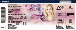 Helene Fischer live in Konzert inkl. Übernachtung im 4* RAMADA-Hotel in Bremen nur 86,11€ pro Pers. — bei einer Reise zu zweit.