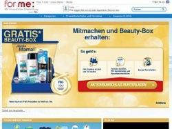 Hochwertige Beauty Box von P&G bei Kauf von Artikeln im Wert von 15€ anfordern