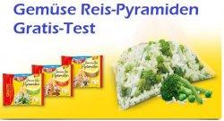 IGLO Cashback bei Gemüse Pyramieden bis 2,99€ je Pyramide