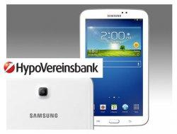 Jetzt HVB Konto Komfort eröffnen + gratis Samsung Galaxy Tab 3 7.0 WiFi erhalten@hypovereinsbank
