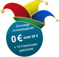 Karnevalsspecial bis 20.11. – DriveNow Gratis Registrierung statt 29,00€ + 15 Min. frei