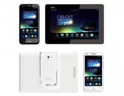 Asus PadFone 2 -SmartPhone 64GB, 2GB RAM, Android 4 inkl. 10.1Zoll Tablet   für 399€ @MeinPaket
