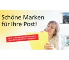 kostenloser Versand bei Briefmarkenbestellung auf epost@efiliale.de