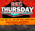 MediaMarkt Red Thursday ab heute 20 Uhr