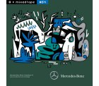 Mercedes Benz Mixtape 54 als Gratisdownload