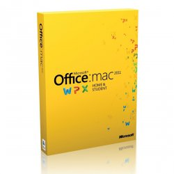 Microsoft Office for Mac Home and Student 2011 für ca. 43 € inkl. VSK