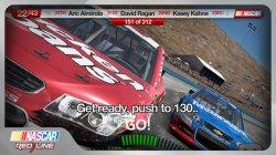 NASCAR Redline für iPhone/iPad/iPod kurze Zeit kostenlos statt 4,49€