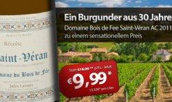 Neue Gutscheine bei weinvorteil.de: z.B. 33% Rabatt-Gutschein ab 18 Fl. Mindestbestellwert