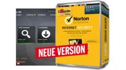 Norton Internet Security kostenlos (Zeitschrift muss gekauft werden) @ComputerBild