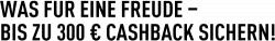 Panasonic Cashback Aktion bis 300EUR @euronics.de