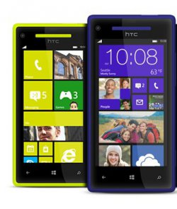 Redcoon Hotdeals HTC Windows Phone 8x blue oder yellow nur 168€ am 19.10.2013 ab 10h @redcoon.de