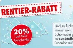 Rentierrabatt von 20 % auf Aktionsartikel zwischen 17 – 24 Uhr @mytoys.de, z.B . Zaubermaltafel für 6,39 €uro