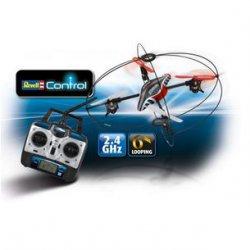 Revell Quadrocopter Atomium RTF 2.4 GHz 4 Kanal  statt 49,99€ nur 36,95€+Versand 41.90€@rc-toy.de