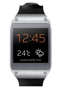Samsung Galaxy S4 LTE + Samsung Galaxy Gear Smartwatch V700 zus. nur 1€ + AllNet Internet Flat (35€/Monat) auf logitel.de