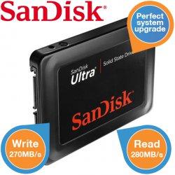 Sandisk Ultra 120GB SSD für euren PC oder Laptop für nur 59,95€ @iBOOD