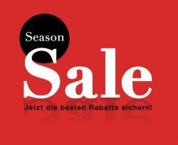 Season-Sale, tolles Fashion Sale bei K&L Ruppert + 5 €uro Gutschein sichern