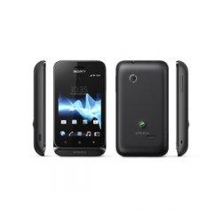 Sony Xperia tipo in Schwarz für 49 Euro (statt 90,07 Euro bei Idealo) bei Smartkauf.de
