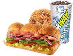 Subway- jeden Tag ein Sub günstiger durch Gutschein
