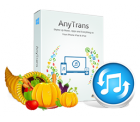 Thanksgiving Giveaway – AnyTrans 2013 (beste iTunes Alternative) GRATIS statt 59$ @imobie