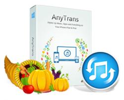 Thanksgiving Giveaway – AnyTrans 2013 (beste iTunes Alternative) GRATIS statt 59$ @imobie