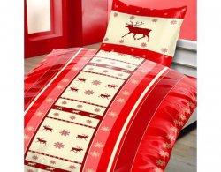 Thermofleece Bettwäsche im weihnachtlichen Designs für 7,95 €uro, versandkostenfrei @ mein paket.de