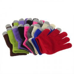 Touchscreen Handschuhe für nur 81 Cent inklusive Versand @ebay