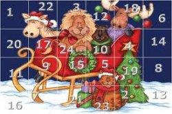 über 80 Aventskalender 2013 –  Hier die ultimative Übersicht!