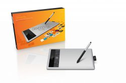 Wacom Bamboo Fun M Pen & Touch Grafiktablett für 99,99€ (Idealo 132,95€) @DealClub