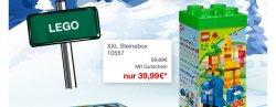 Weihnachtswelt, Galeria Kaufhof, 5 €uro Rabatt auf alle Spielwarenartikel ab 49,95 €uro Bestellwert