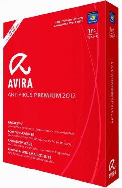 ZackZack: Vollversion als DVD Avira Antivirus Premiun 2012 für 7,99€ = halber Preis