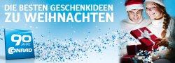 10€  Conrad Gutscheincode nur heute gültig 05.12.2013 @conrad.de