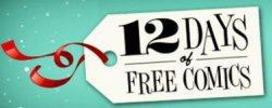 12 Tage 12 Comics bis Weihnachten  –  comicxologie.com