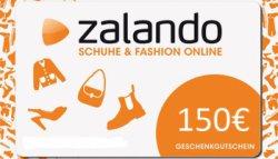 150€ Zalando Gutschein für Postbank Kontoeröffnung