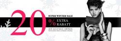 20%  Extra Rabatt auf alle Sale Artikel bei Buffalo