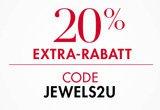 20 % Extrarabatt auf ausgewählte Schmuckstücke mit Gutscheincode @Amazon.de