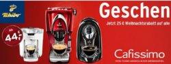 25€ Rabatt auf Cafissimo Maschinen @amazon