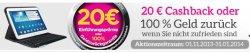25€ Sofortrabatt auf ausgewählte Logitech Produkte bei notebooksbilliger