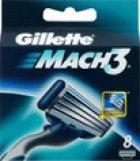 4 original Gillette Mach3 Rasierklingen für 5,60€ @shavepoint.de [Idealo: 6,85€]