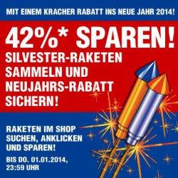 42% Rabatt auf Marken-Sportartikel @SC24.com – bis zum 1.1.2014 23:59 Uhr