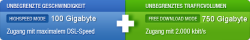 45-tätige Testphase 850 GB gratis bei UseNeXT downloaden