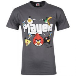 6 verschiedene Angry Birds T-Shirts für je 6€ inkl. Versand  + 15% Extrarabatt ab MBW 30£ @Zavvi.com
