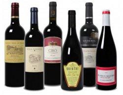 6er Probierpaket bei Weinvorteil für nur 26,49€ mit Gutschein
