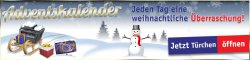 Adventskalender bei Office-Partner