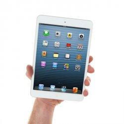 Apple iPad mini Wi-Fi 16GB – weiß/silber für nur 266€ bei nullprozentshop.de