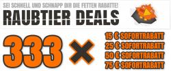 Raubtier-Deals bei notebooksbilliger: Auf Notebooks und Ultrabooks bis zu 75€ Rabatt