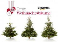 Bei Amazon: Nordmanntanne direkt nach Hause geliefert ab 26,27€ (105-120cm Höhe)