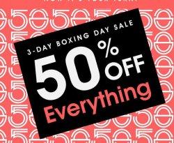 Bei fab.de: 50% auf Alles im 3-Day Boxing Day Sale, z.B. die Jambox Wave Speaker Green für nur 75€ [Idealo: 115€]