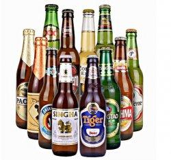 Bei Gourmondo.de: Das IDEALE Geschenk: Die Biere der Welt (12 Sorten) für nur 19,46€ mit Gutschein und Versand
