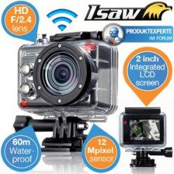 Bei iBOOD: Isaw Extreme Action Kamera mit Full-HD für nur 239,95€ bei iBOOD + 5,95€ Versand