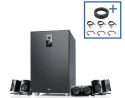 Bei Teufel.de: Teufel Concept E 450 5.1 Lautsprecher Set für nur 309,99€ mit Versand [Idealo: 415€]